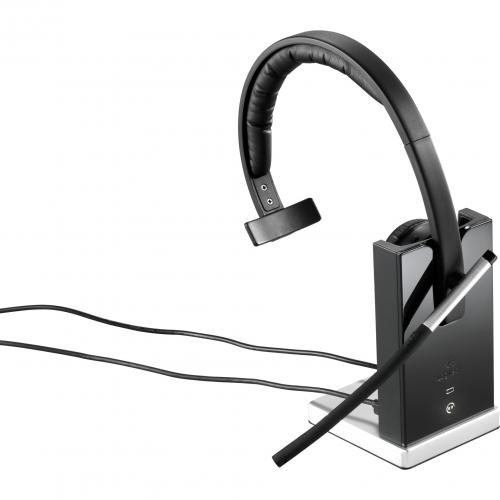 Logitech Wireless Headset H820e Alternate-Image2/500