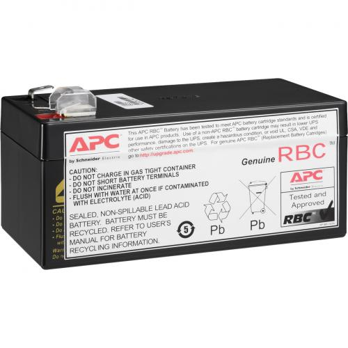 APC Replacement Battery Cartridge #35 Alternate-Image2/500