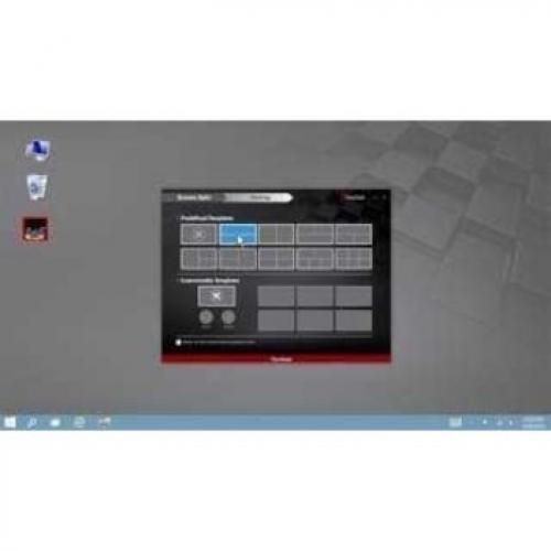 "Viewsonic TD2230 22"" LCD Touchscreen Monitor   16:9 Alternate-Image2/500"