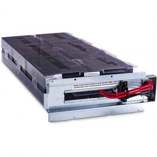 CyberPower RB1290X6A UPS Replacement Battery Cartridge For OL2.2 3KVA, 18 Month Warranty Alternate-Image2/500