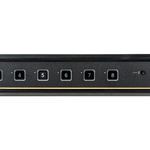 Vertiv Cybex SC900 Secure Desktop KVM | 8 Port Dual Head | DVI I DPP | TAA Alternate-Image2/500