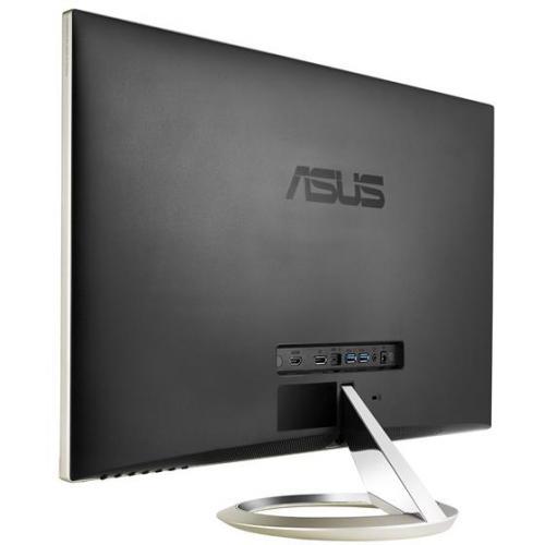 "Asus Designo MX27UC 27"" 4K UHD LED LCD Monitor   16:9   Icicle Gold, Black Alternate-Image2/500"