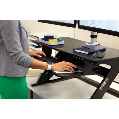 3M Precision Standing Desk Alternate-Image2/500