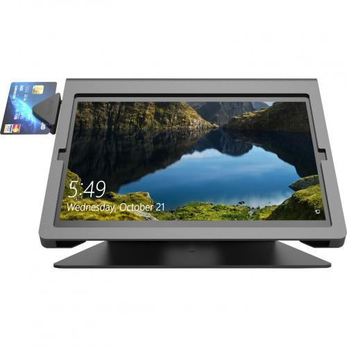 Compulocks Nollie Surface Pro POS Kiosk   Nollie Surface Pro Stand Alternate-Image2/500