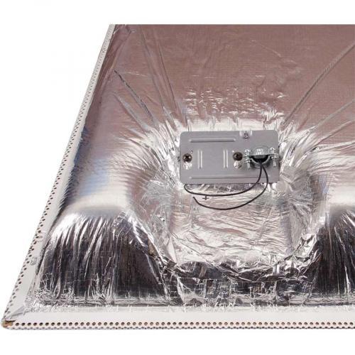 C2G Ceiling Speaker   2x2 Drop In Ceiling Speaker   Plenum Rated Alternate-Image2/500