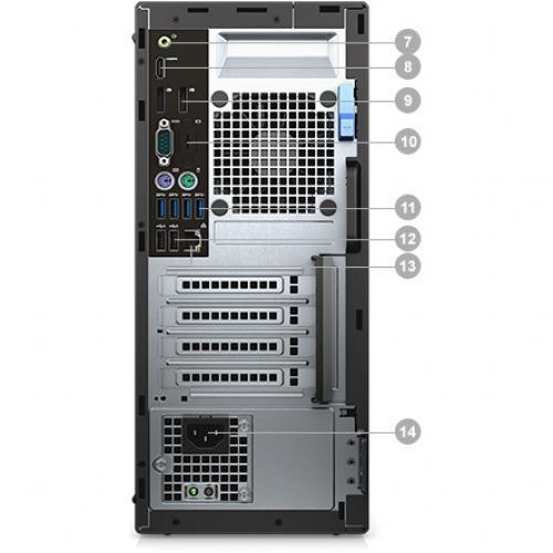 5050 MT I5 7500 8GB 500GB Alternate-Image2/500