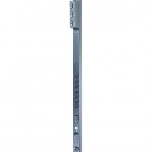 APC By Schneider Electric Rack PDU, Switched, Zero U,12.5kW,208V,(21)C13&(3)C19; 10' Cord Alternate-Image2/500