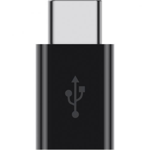 Belkin USB C™ (aka Type C™) To Micro USB Adapter F2CU058btBLK Alternate-Image2/500