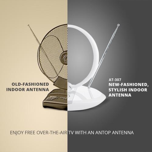 Antop AT 307 4K HDTV Antenna Alternate-Image2/500