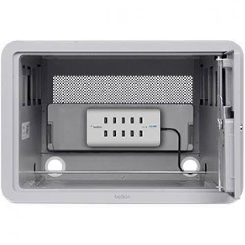 Belkin Secure And Charge (USB Compatible) Alternate-Image2/500