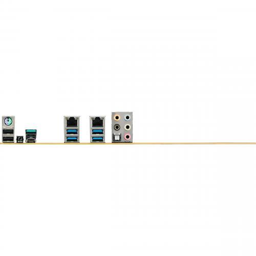 Asus WS C621E SAGE Workstation Motherboard   Intel Chipset   Socket P LGA 3647   SSI EEB Alternate-Image2/500