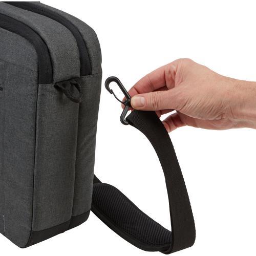 "Case Logic Era 3203696 Carrying Case For 15.6"" Notebook   Black Alternate-Image2/500"