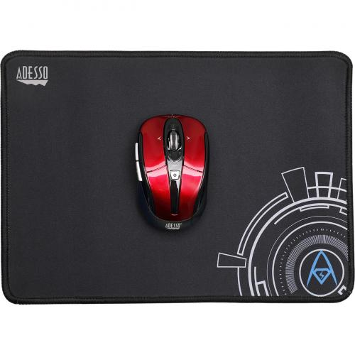 Adesso TRUFORM P102   16 X 12 Inches Gaming Mouse Pad Alternate-Image2/500