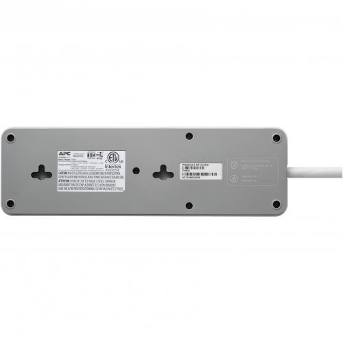 APC By Schneider Electric SurgeArrest Home/Office 8 Outlet Surge Suppressor/Protector Alternate-Image2/500