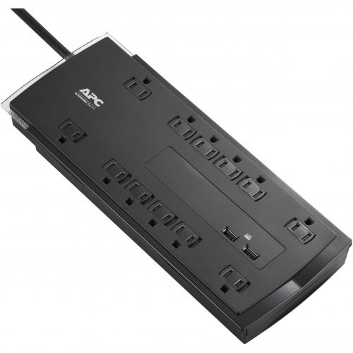 APC By Schneider Electric SurgeArrest Performance 12 Outlet Surge Suppressor/Protector Alternate-Image2/500