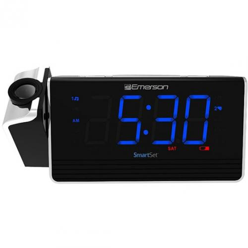 Emerson SmartSet ER100103 Clock Radio Alternate-Image2/500