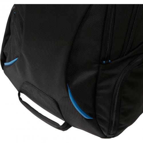 """Case Logic BEBP 315 BLACK Carrying Case (Backpack) For 15.6"""" Notebook   Black Alternate-Image2/500"""