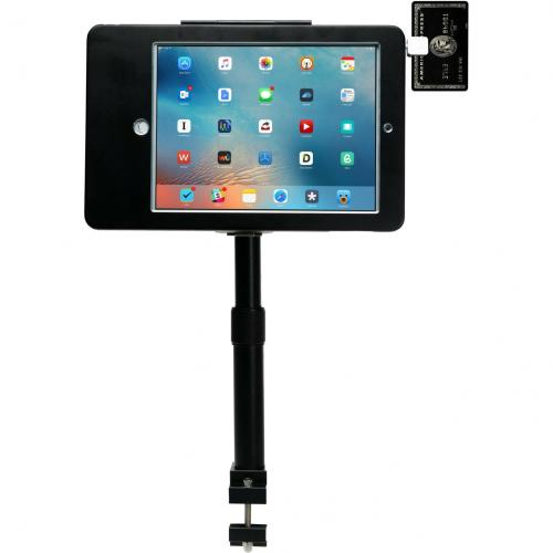 CTA Digital Height Adj Tube Grip Security Mount For Ipad Pro 9.7In Ipad Air Alternate-Image2/500