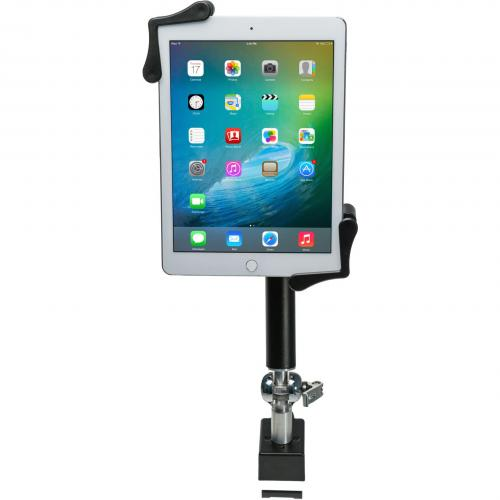 CTA Digital Clamp Mount For Tablet, IPad, IPad Pro, IPad Mini, IPad Air Alternate-Image2/500