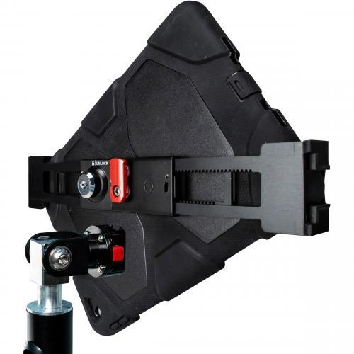 CTA Digital Multi Flex Vehicle Mount For Tablet, IPad Mini, IPad Pro, IPad Air Alternate-Image2/500