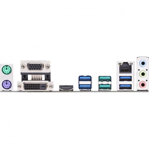 Asus Prime B450M A/CSM MATX Motherboard   AMD X470 Chipset   Socket AM4   4 X Dual Channel DDR4 3600 OC   64 GB DDR4 Max Memory   Windows 10 64 Bit Alternate-Image2/500