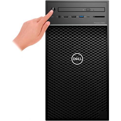 Dell Precision 3630 Workstation Intel Core I7 16GB RAM 1TB HDD 256GB SSD   8th Gen I7 8700K Hexa Core   NVIDIA Quadro P1000 4 GB Graphics   Intel Optane Memory Ready   Tower Form Factor   Windows 10 Pro Alternate-Image2/500