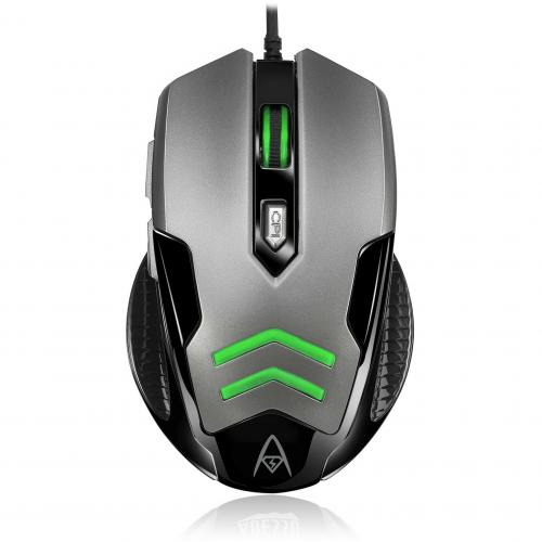 Adesso Multi Color 6 Button Gaming Mouse Alternate-Image2/500