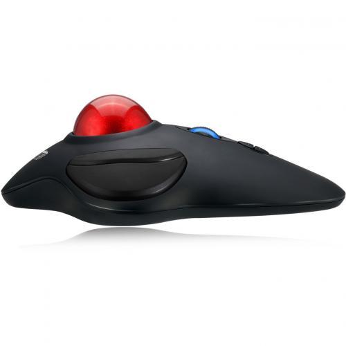 Adesso IMouse T40   Wireless Programmable Ergonomic Trackball Mouse Alternate-Image2/500