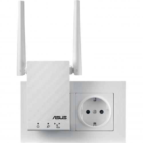 Asus RP AC55 IEEE 802.11ac 1.17 Gbit/s Wireless Range Extender Alternate-Image2/500