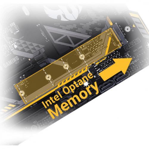 TUF Z390 PLUS GAMING (Wi Fi) Desktop Motherboard   Intel Chipset   Socket H4 LGA 1151 Alternate-Image2/500