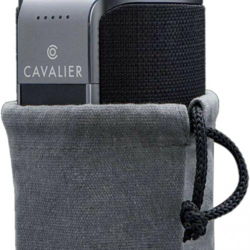 Cavalier Maverick CAV1BB PLUS Portable Bluetooth Smart Speaker   Black Alternate-Image2/500