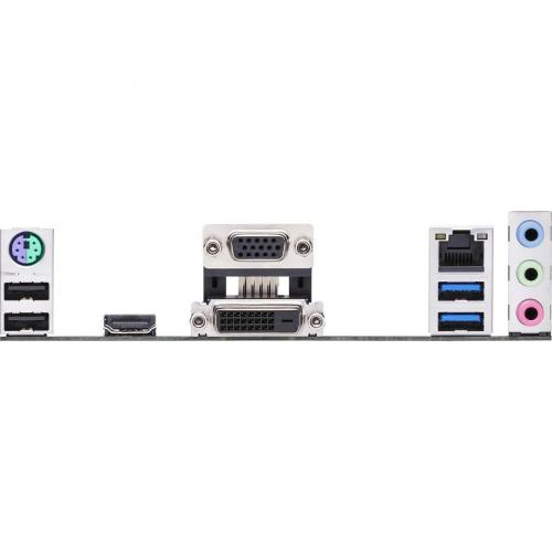 Asus Prime H310I PLUS R2.0/CSM Desktop Motherboard   Intel Chipset   Socket H4 LGA 1151 Alternate-Image2/500
