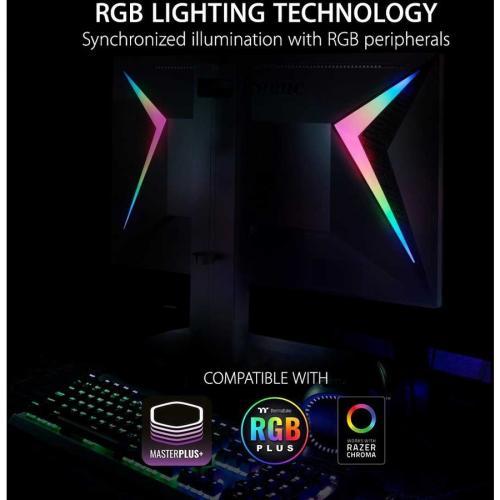"Viewsonic Elite XG240R 24"" Full HD LED Gaming LCD Monitor   16:9   Black Alternate-Image2/500"