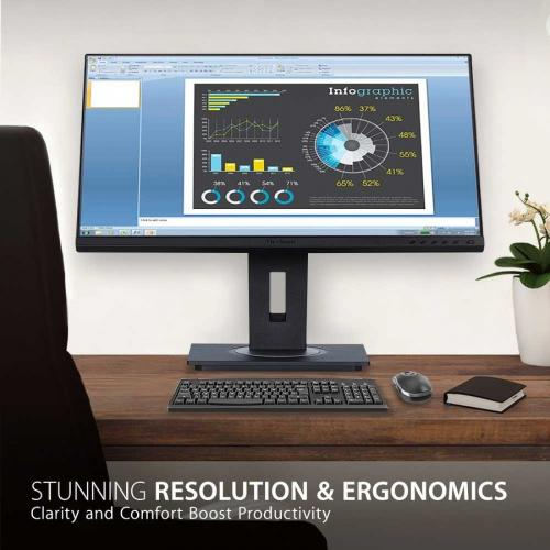 "Viewsonic VG2755 2K 27"" WQHD WLED LCD Monitor   16:9 Alternate-Image2/500"
