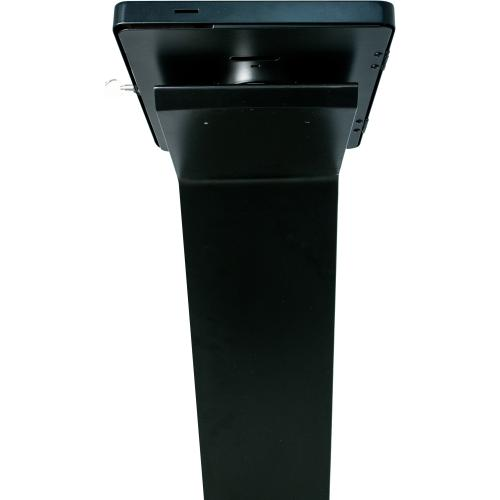 CTA Digital Premium Locking Floor Stand Kiosk Alternate-Image2/500