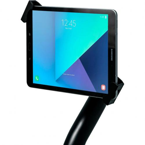 CTA Digital Premium Security Swan Neck Stand For 7 14 Inch Tablets Alternate-Image2/500