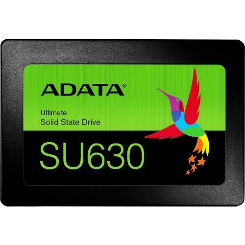"Adata Ultimate SU630 ASU630SS 240GQ R 240 GB Solid State Drive   2.5"" Internal   SATA (SATA/600) Alternate-Image2/500"