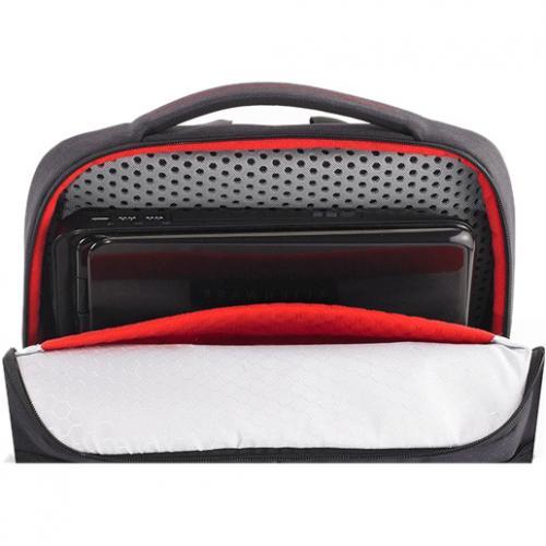 "Mobile Edge Elite Carrying Case (Backpack) For 17.3"" Dell Notebook   Black, Gray Alternate-Image2/500"