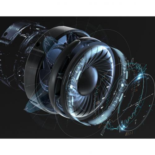 Logitech G635 7.1 Lightsync Gaming Headset Alternate-Image2/500