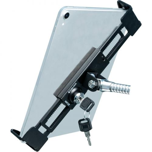 CTA Digital Clamp Mount For Tablet, IPad, IPad Pro Alternate-Image2/500