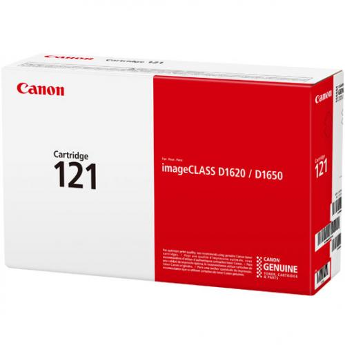 Canon 121 Original Toner Cartridge   Black Alternate-Image2/500