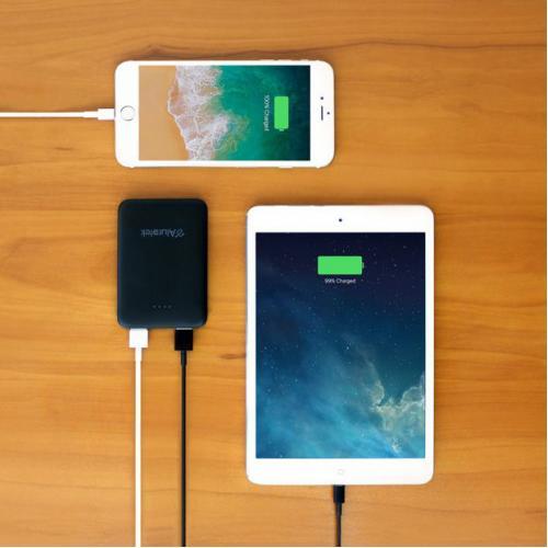 Aluratek 5000 MAh Portable Battery Charger Alternate-Image2/500