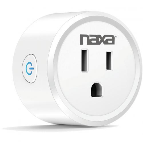Naxa Wi Fi Smart Plug Alternate-Image2/500