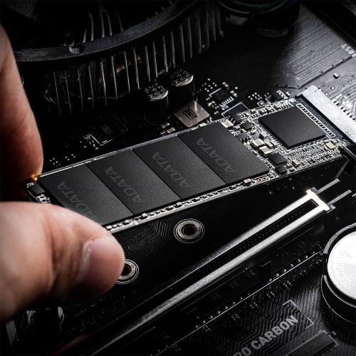 XPG SX6000 Lite 128 GB Solid State Drive   M.2 2280 Internal   PCI Express NVMe (PCI Express NVMe 3.0 X4) Alternate-Image2/500