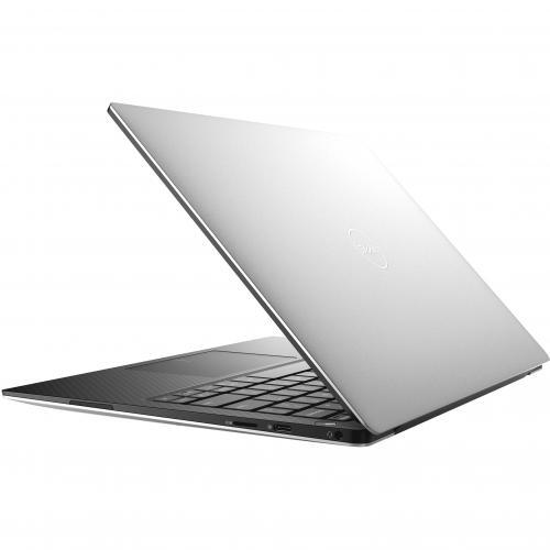 "Dell XPS 13 9380 13.3"" Touchscreen Notebook   Intel Core I7 (8th Gen) I7 8565U Quad Core (4 Core)   8 GB RAM   256 GB SSD   Platinum Silver, Carbon Fiber Black Alternate-Image2/500"