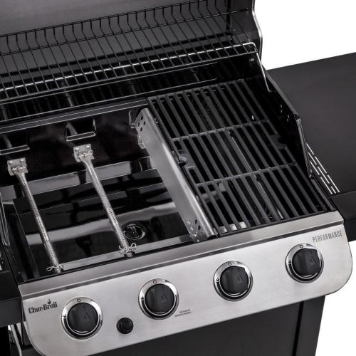 Char Broil Performance Series 4 Burner Gas Grill Alternate-Image2/500
