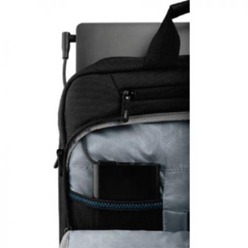 "Dell Pro Carrying Case (Briefcase) For 15"" Dell Notebook   Black Alternate-Image2/500"