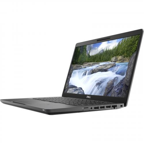 "Dell Latitude 5000 5400 14"" Notebook   1920 X 1080   Intel Core I5 (8th Gen) I5 8365U Quad Core (4 Core) 1.60 GHz   8 GB RAM   500 GB HDD Alternate-Image2/500"