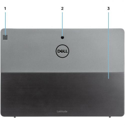 "Dell Latitude 7000 7200 Tablet   12.3""   16GB RAM   512GB SSD   Windows 10 Pro 64 Bit Alternate-Image2/500"