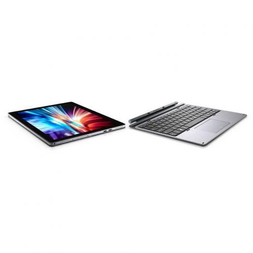 "Dell Latitude 7000 7200 Tablet   12.3""   8 GB RAM   256 GB SSD   Windows 10 Pro 64 Bit Alternate-Image2/500"